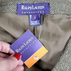 Ralph Lauren Collection tweed skirt 6